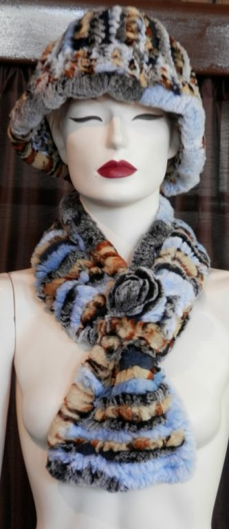 hat and scarf blue1